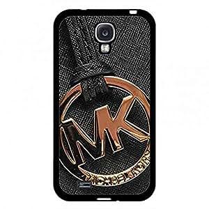 Luxury Michael Kors caja del teléfono,MK Logo caja del teléfono,Cover For Samsung Galaxy S4 funda de