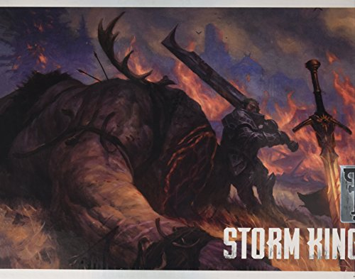 Dungeons & Dragons Storm Kings Thunder DM Screen Game by Gale Force Nine