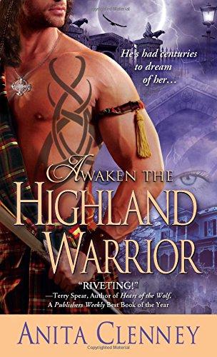 book cover of Awaken the Highland Warrior