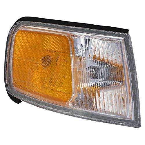 (CarPartsDepot 94-97 HONDA ACCORD LX EX DX SE RIGHT RH SIDE CORNER SIGNAL LIGHT LAMP NEW 95 96)