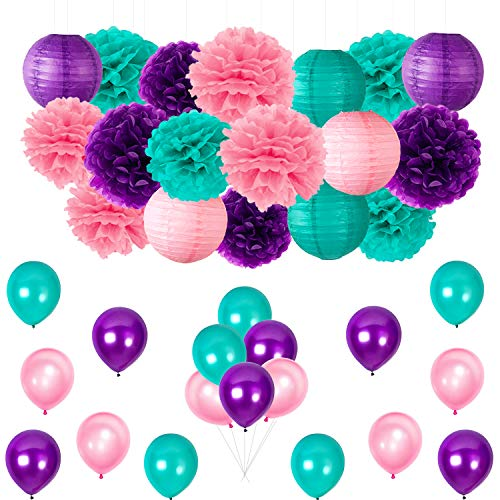 balloons teal pink purple buyer's guide