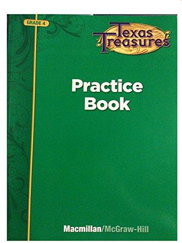 Texas Treasures Practice Book (Grade 4)