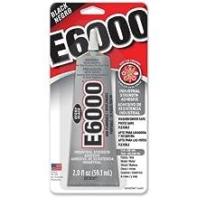E6000® Craft Adhesive, Black, 2 oz by E6000
