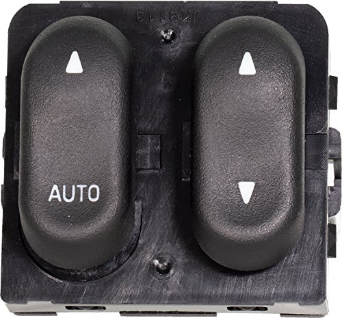 Price comparison product image APDTY 012426 Master Power Window Switch Fits Front Left 1999-2002 Ford F-150 2-Door 1999-2000 F250 Pickup (Includes Lightning or Lobo; Replaces XL3Z-14529-AA,  XL3Z14529AA)