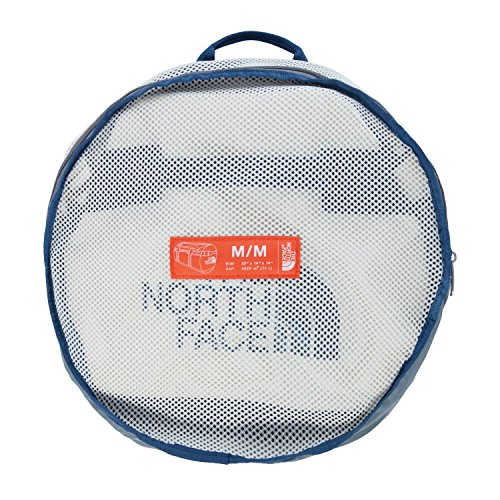 North Camp The Wing Sacs Sport Base De Teal Vintage Mixte Formato Duffel Blue Grand Face White 1UrxrWd