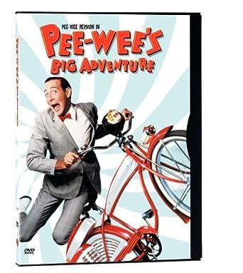 Adventure big herman pee wee