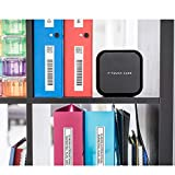 Brother P-Touch Cube Plus PT-P710BT Versatile Label Maker with Bluetooth Wireless Technology