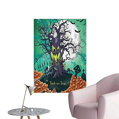 Wall Stickers for Living Room Trick or Treat