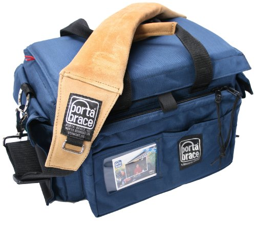 PortaBrace SLR-1 Camera Case (Blue) by PortaBrace