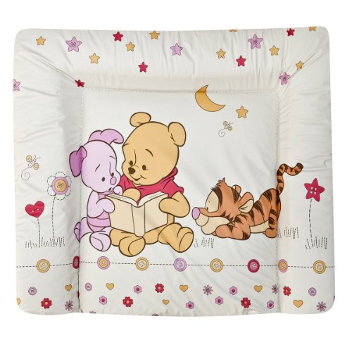 Disney by Julius Zöllner Wickelauflage 75x85 cm Softy Stylished Pooh