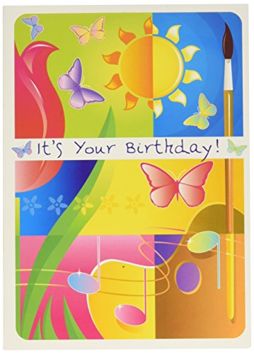 Divinity Boutique Greeting Card Assortment: Birthday for Kids (18035N) Photo #3