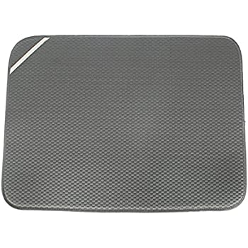 Amazon Com Lhflive Microfiber Dish Drying Mat For Kitchen