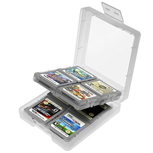 - 16 in 1 Game card case box holder for Nintendo DS card case