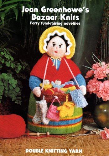 Jean Greenhowe Knitting (Jean Greenhowe's bazaar knits: Forty fund-raising novelties)