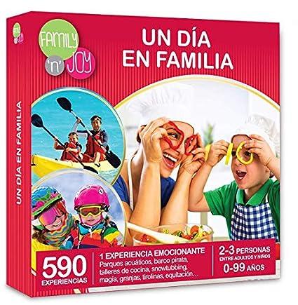"""COFRE DE EXPERIENCIAS""""UN DÍA EN FAMILIA"""" - Más de 590 experiencias familiares a"""