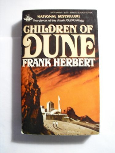 Children Of Dune, Herbert, Frank