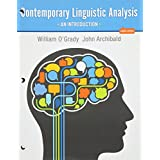 Contemporary Linguistic Analysis: An Introduction, Loose Leaf Version (8th Edition)