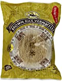 Golden Flying Horse Singapore Brown Rice Vermicelli, 10.58-Ounce (Pack of 10)