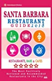 Search : Santa Barbara Restaurant Guide 2018: Best Rated Restaurants in Santa Barbara, California - 500 Restaurants, Bars and Cafés recommended for Visitors, 2018