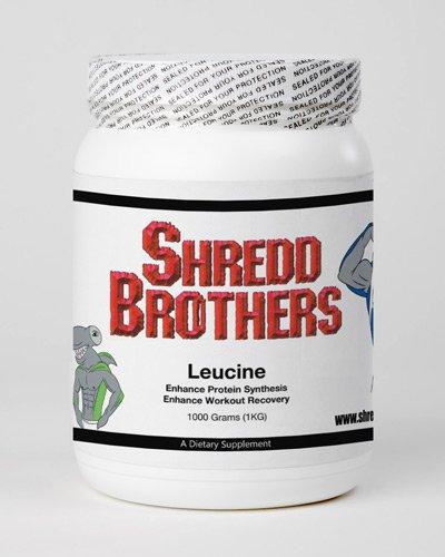 Shredd Brothers leucine grammes 1000 - Un kilogramme