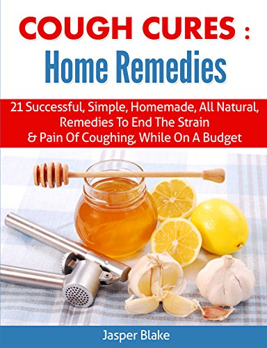 Cough Cures: Home Remedies (coughing, sore throat, whooping cough, cough relief, cold and flu, homepathy, otolaryngology) ()