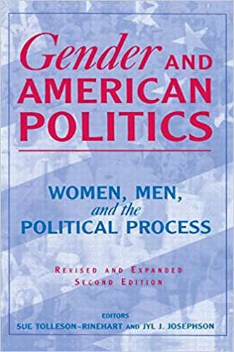 Book Gender and American Politics: Women, Men and the Political Process by Sue Tolleson-Rinehart (2005-04-27)