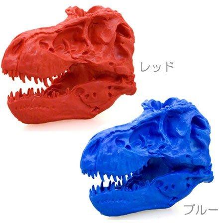 Favorite Dinosaur Eraser Tyrannosaurus Red by Favorite