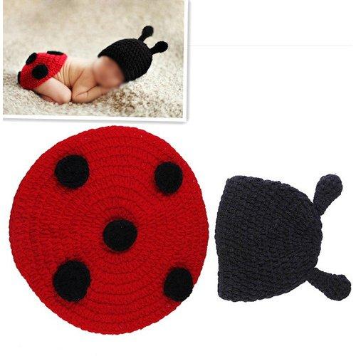 toogoor-ladybug-baby-infant-costume-photo-photography-prop-beanie-animal-hat-cap-0-6-months-newborn