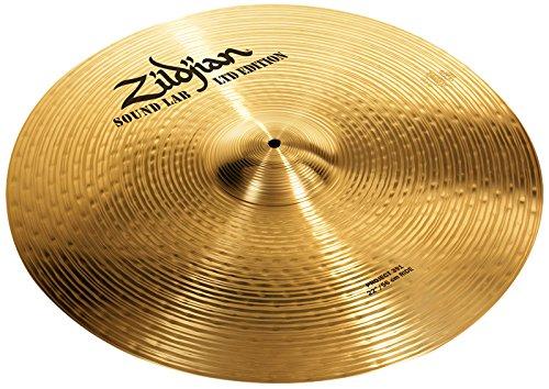 Zildjian 22'' Sound Lab Project 391 Ride Cymbal by Avedis Zildjian Company