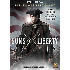 Sons Of Liberty [DVD + Digital] (2015)