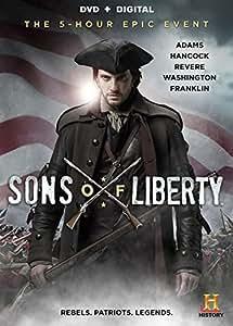 Sons Of Liberty [DVD + Digital]