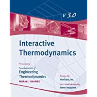 Fundamentals of Engineering Thermodynamics, Interactive Thermo User Guide