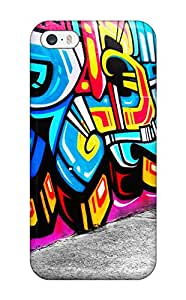 New Shockproof Protection Case Cover For Iphone 5/5s/ Graffiti Case Cover