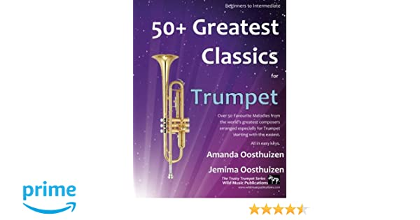 Amazon com: 50+ Greatest Classics for Trumpet: Instantly