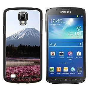 Eason Shop / Premium SLIM PC / Aliminium Casa Carcasa Funda Case Bandera Cover - Ver Flores Bosque Campo - For Samsung Galaxy S4 Active i9295