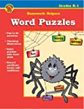 Word Puzzles, Vincent Douglas and School Specialty Publishing Staff, 076962927X