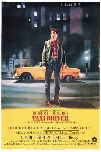 Amazon.com: Taxi Driver 11 x 17 Movie Poster – Style A: Home ...