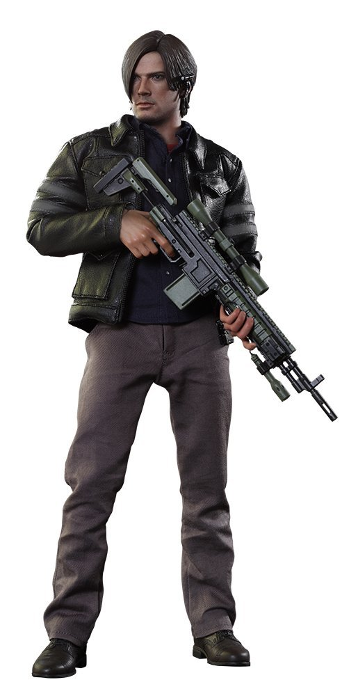Video Game Masterpiece - 1/6 Scale Fully Poseable Figure: BIOHAZARD 6 - Leon S. Kennedy
