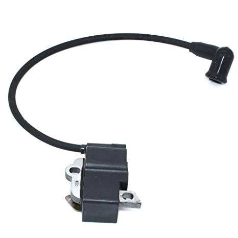 P SeekPro Ignition Coil Module Magneto for Stihl MS311 MS391 MS311Z MS391  2-Mix MS391Z Chainsaw Engine Replacement Parts#1140 400 1303