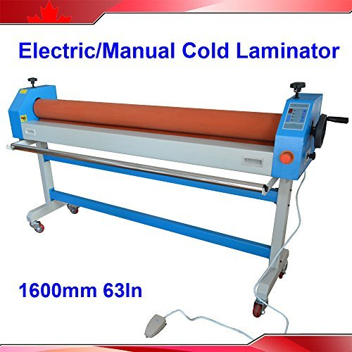 (Automatic Electric Manual 63in 1600mm Large Cold Laminating Machine)