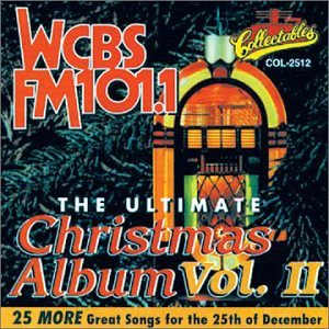 VARIOUS ARTISTS - WCBS-FM 101.1 - The Ultimate Christmas Album ...