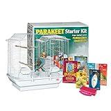 Living World Parakeet Belvedere Cage Starter Kit, My Pet Supplies