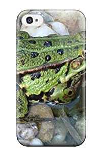 Hard Plastic Iphone 4/4s Case Back Cover,hot Frog Animal Other Case At Perfect Diy
