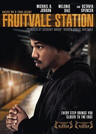 Fruitvale Station  Book Cover