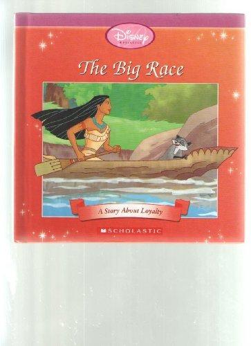 Download Disney Princess: The Big Race, A Story About Loyalty PDF