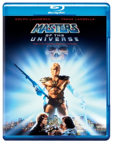 Masters of the Universe (25th Anniversary) [Blu-ray]