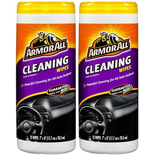 Armor All Cleaning Wipes 25 Ct