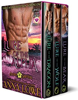 Lure of the Alpha: Three Book Collection - Volume 1 by [Lowe, Anna]