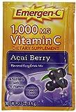 Alacer Emergen-C Vitamin Supplement, Acai Berry, 30 Count