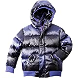 Appaman Puffy Down Jacket - Girls' Purple Wave, 8